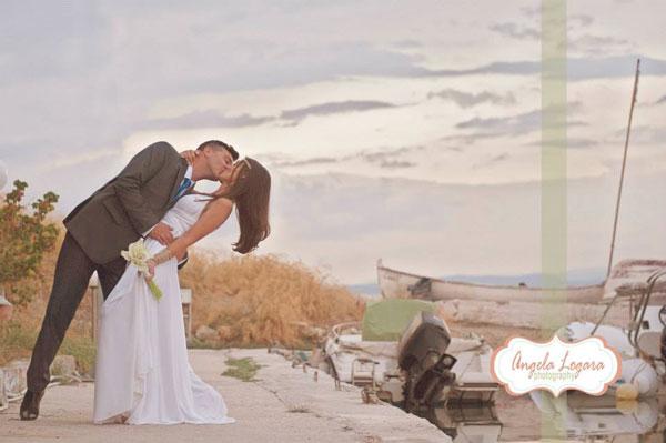 10 φανταστικές Wedding Photos από το «Angela Logara Photography»