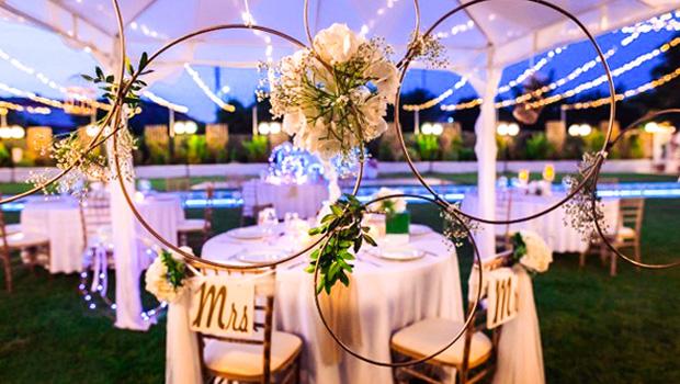 Το κτήμα The Glam - O ιδανικός χώρος για τον γάμο σου!
