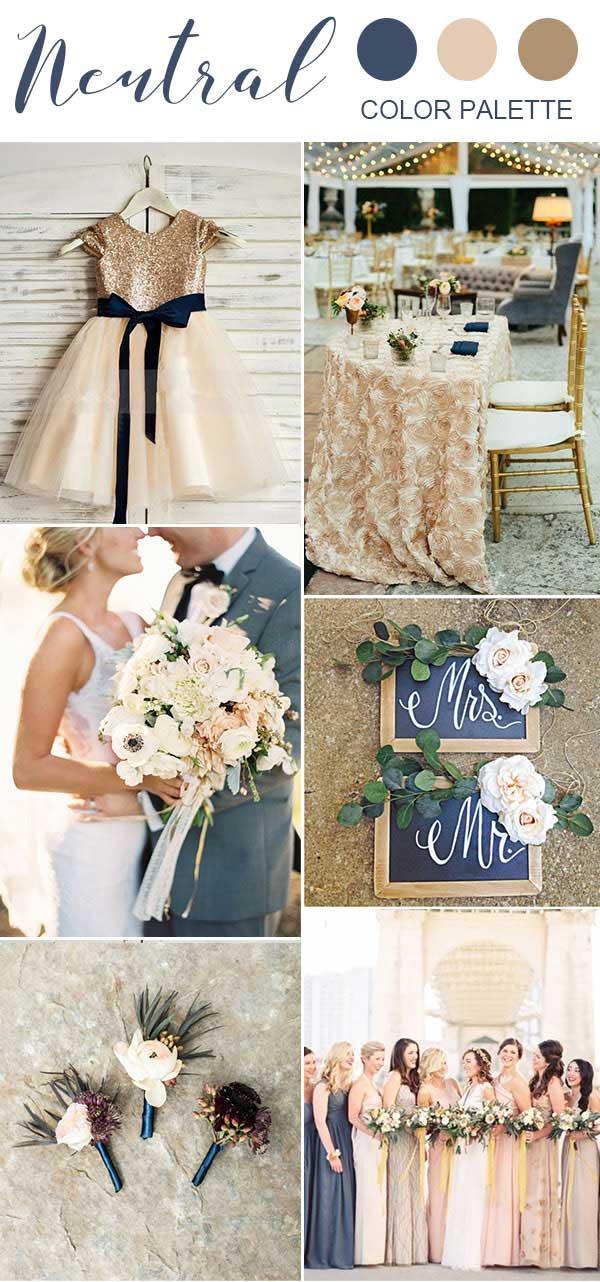 Γάμος σεγήινα χρώματα