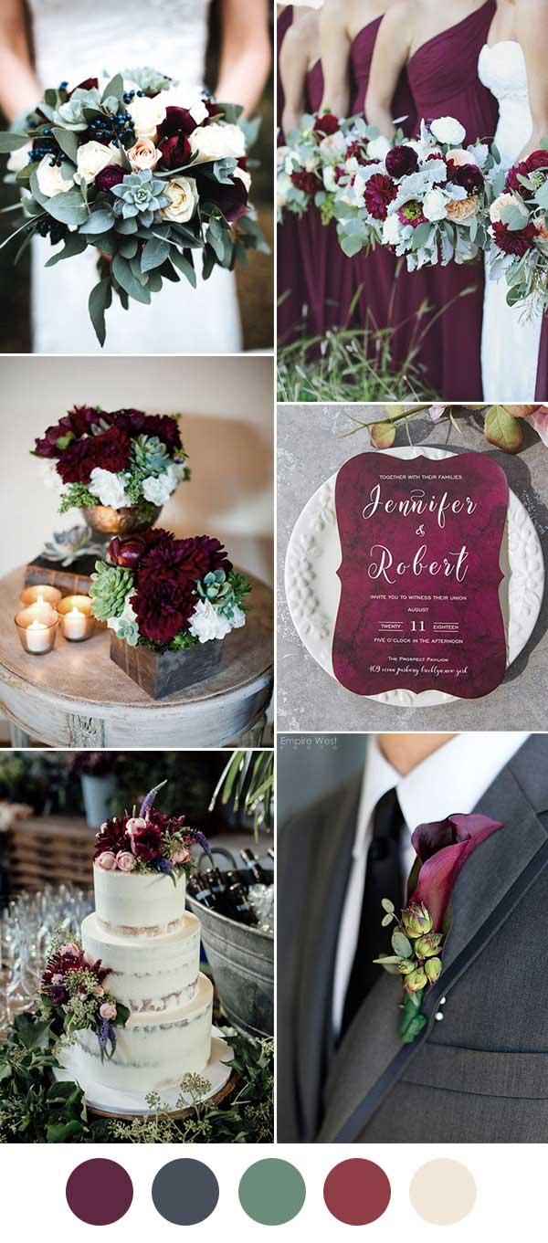 Ιδέες για φθινοπωρινό γάμο