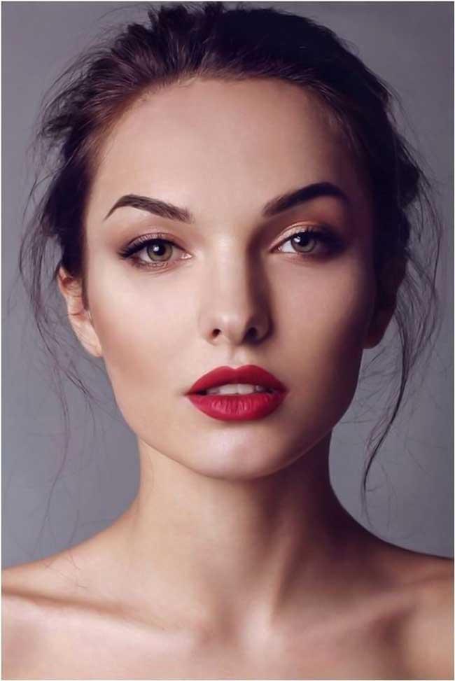 φυσικό μακιγιάζ