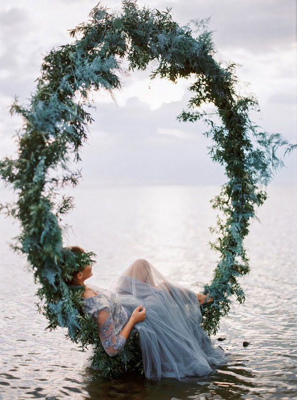 Ανθοστολισμός γάμου 2018