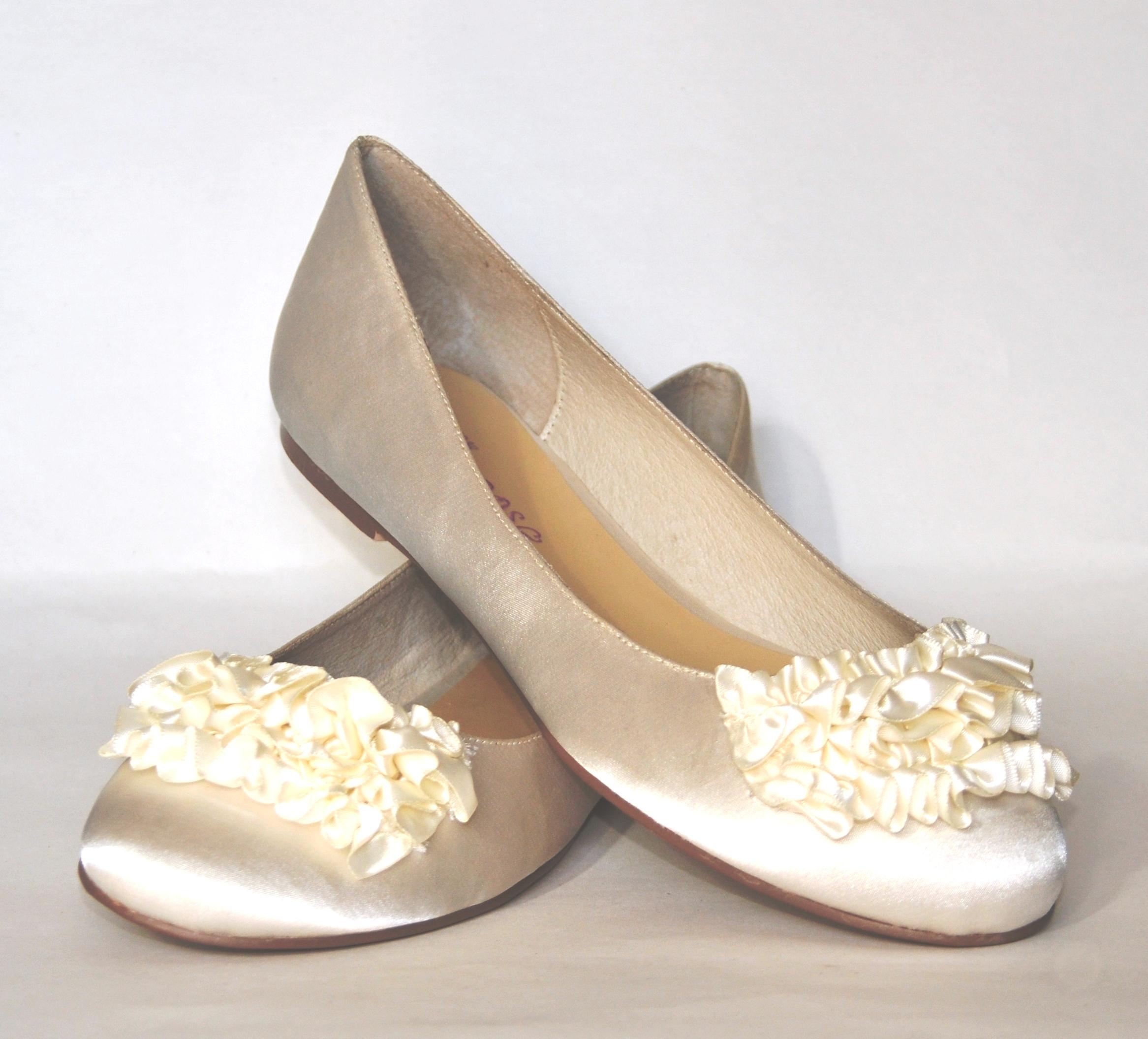 παπούτσια για ιδιαίτερες νύφες