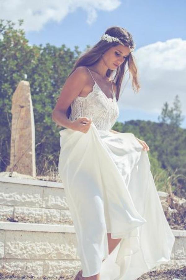 Boho φορέματα – Ιδέες για την νύφη του καλοκαιριού