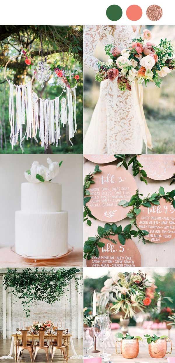 Ρουστίκ γάμος 2018
