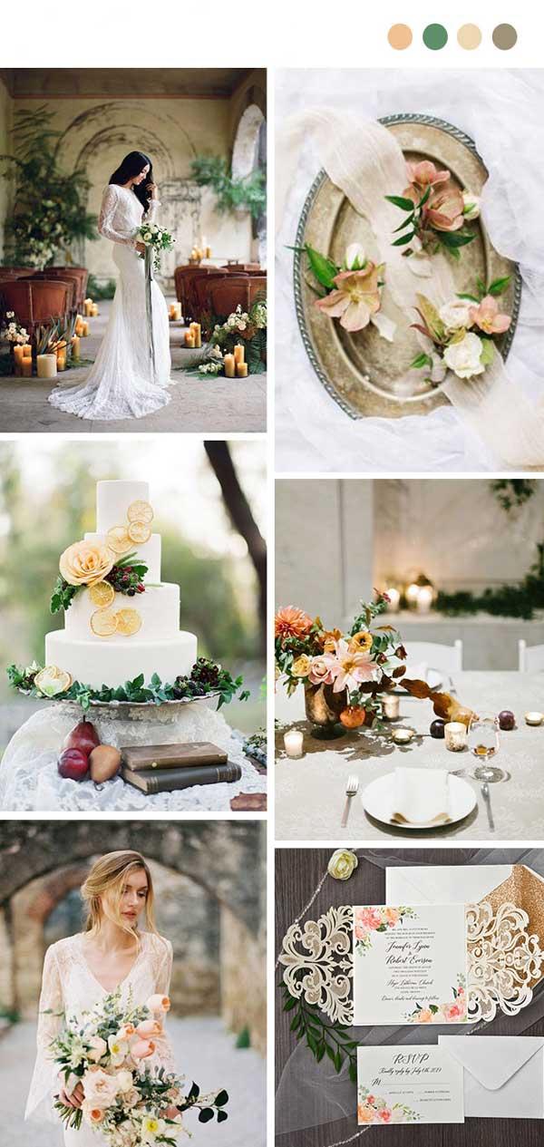 μοντέρνος ρομαντικός γάμος