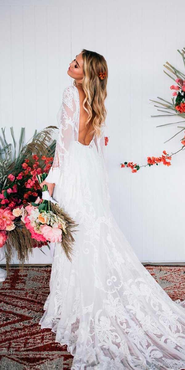 boho στυλ στο γάμο