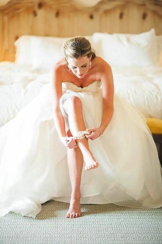 φωτογράφιση της νύφης