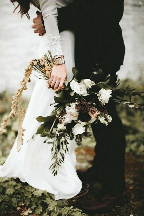 Ανθοδέσμες γάμου