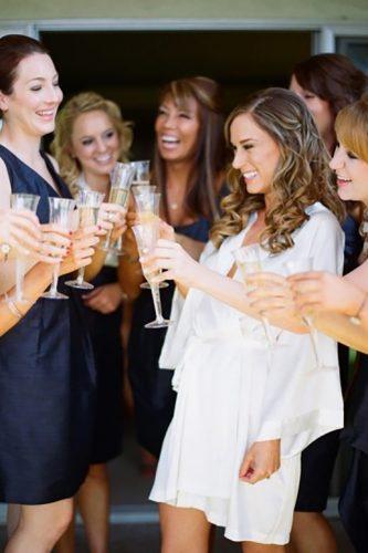 Φωτογράφιση της νύφη.