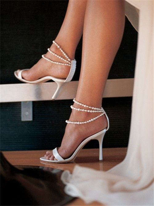 νυφικά παπούσια