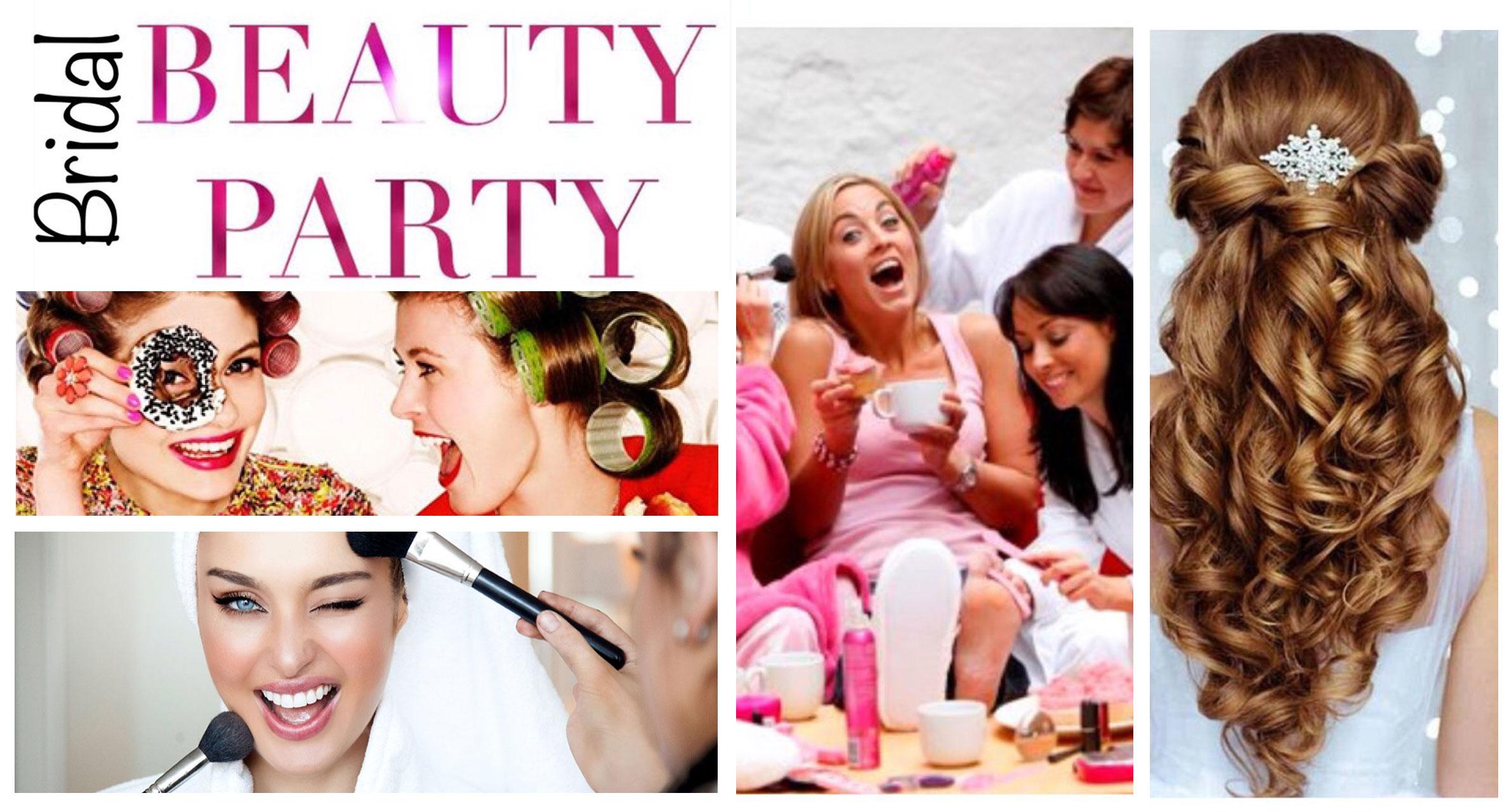 Athens Hair Spa - Bridal party για την λάμψη που σου αξίζει!