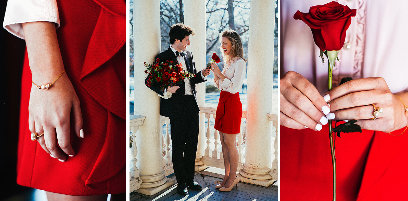 Πρόταση γάμου του Αγίου Βαλεντίνου - 21 Γλυκές ιδέες