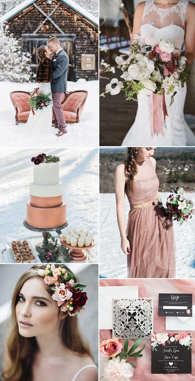 Χειμωνιάτικος γάμος 2019