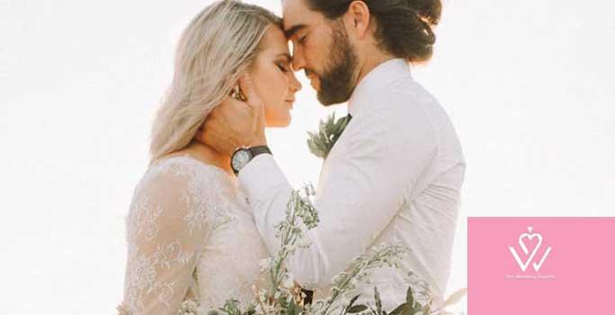 Γάμος σε λευκό και πράσινο χρώμα που αντανακλά την κομψότητα!
