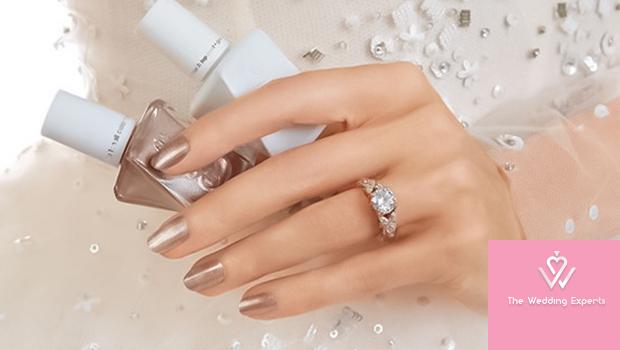 Νυφικά νύχια - Ιδέες που θα ολοκληρώσουν την νυφική σας εμφάνιση!