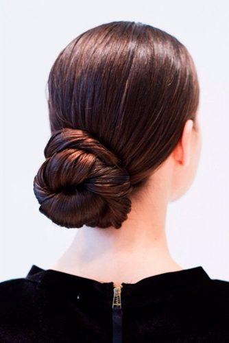 Νυφικά χτενίσματα για μακριά μαλλιά
