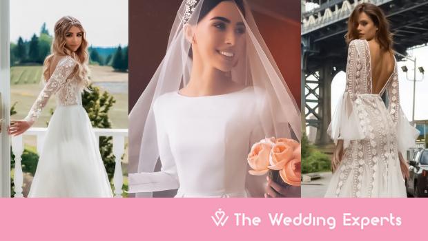 Νυφικά φορέματα που θα σας κάνουν την πιο γοητευτική νύφη!