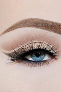 μακιγιάζ για γαλάζια μάτια