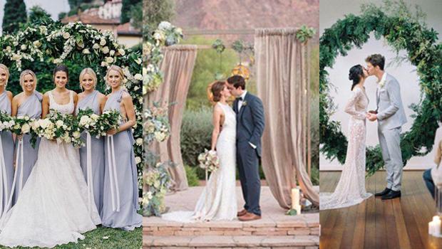 Χώρος δεξίωσης & διακόσμηση - Θέματα και ιδέες για τον γάμο σας.