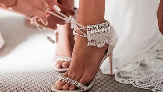 Νυφικα παπουτσια που κάθε γυναίκα θέλει να φορέσει.