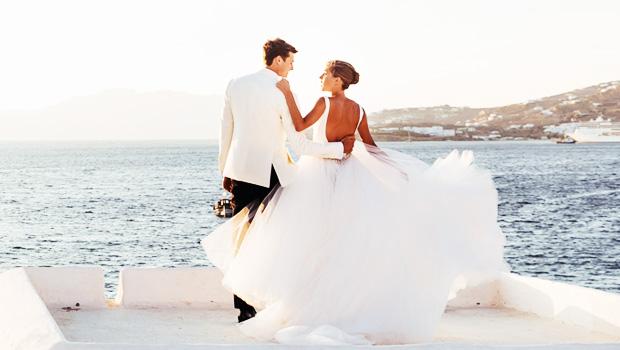 Ρομαντικά φορεματα γαμου κατάλληλα για όλες τις νύφες.