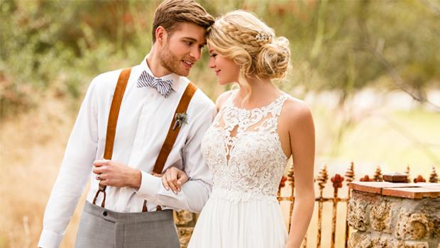 35 boho νυφικα που κάθε νύφη θα ερωτευτεί και θα θέλει να φορέσει.