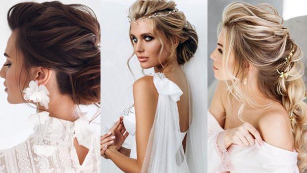 Νυφικο χτενισμα καλοκαιρι - 36 ιδέες για τα υπέροχα μαλλιά της νύφης.