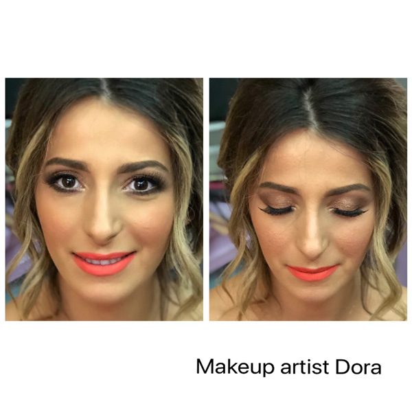 Dora Baboci Make Up Artist