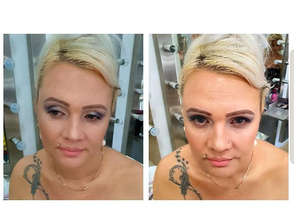 Lori Mua νυφικο μακιγιαζ